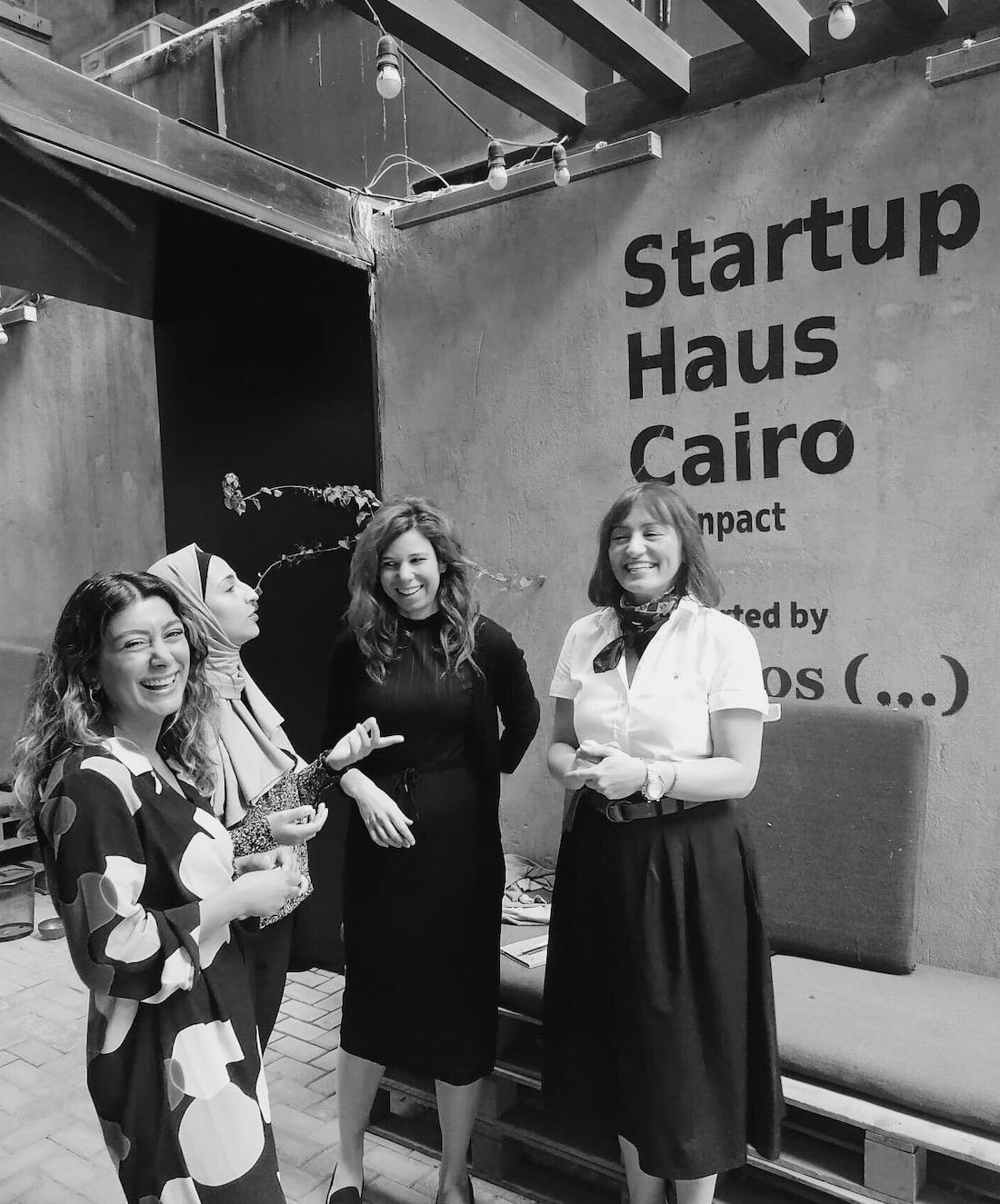 Kairo och She Entrepreneurs