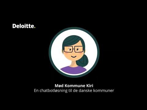 Kommune Kiri – a Voicebot for Roskilde Municipality